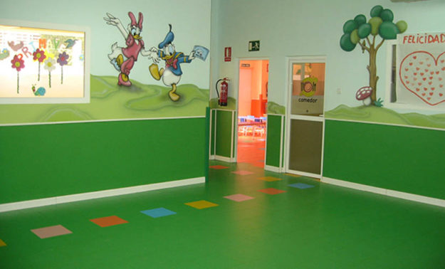 Floorings and wall coverings - Vinyl flooring - Rainbow