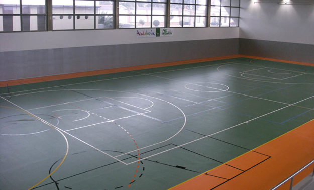 Sport floorings - Multipurpose hall flooring - Sportex