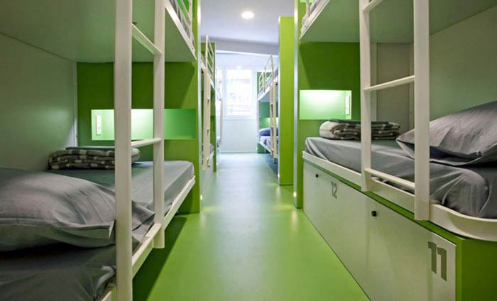 Hotel vinyl flooring - Acoustyl floorings - Acoustyl