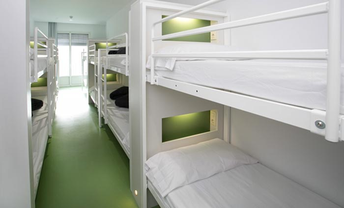 PVC flooring in rolls - Hotel floorings - Acoustyl