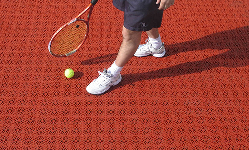 Floors - Bergo Tennis - Tennis Court 3