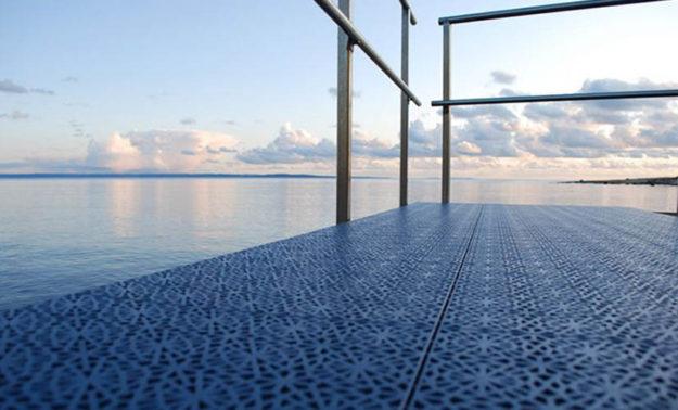 Outdoor tiles - Terrace - Bergo