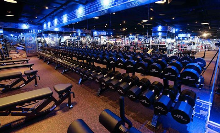 Gym floorings - floor covering - Energy
