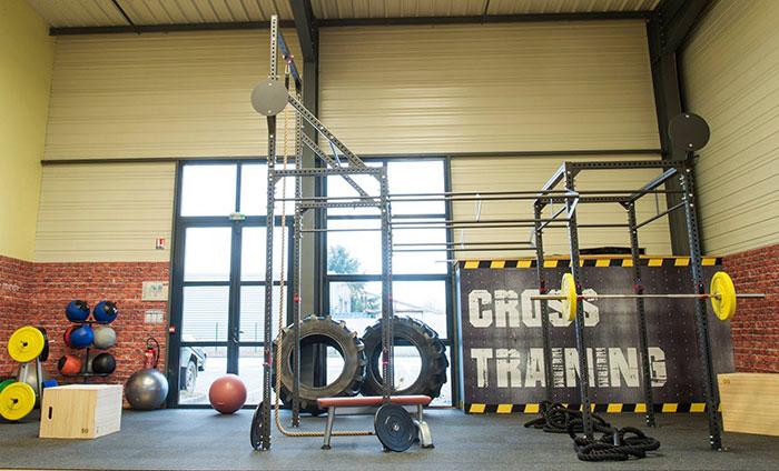 Gym floorings---Cross training flooring---Energy