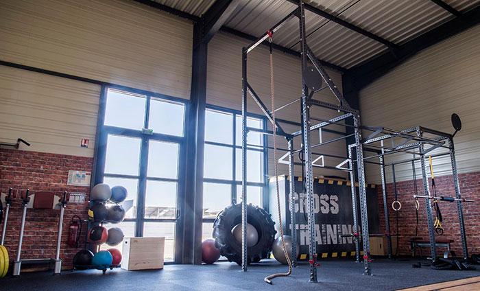 Rubber tiles for corss training---Gym floorings---Energy
